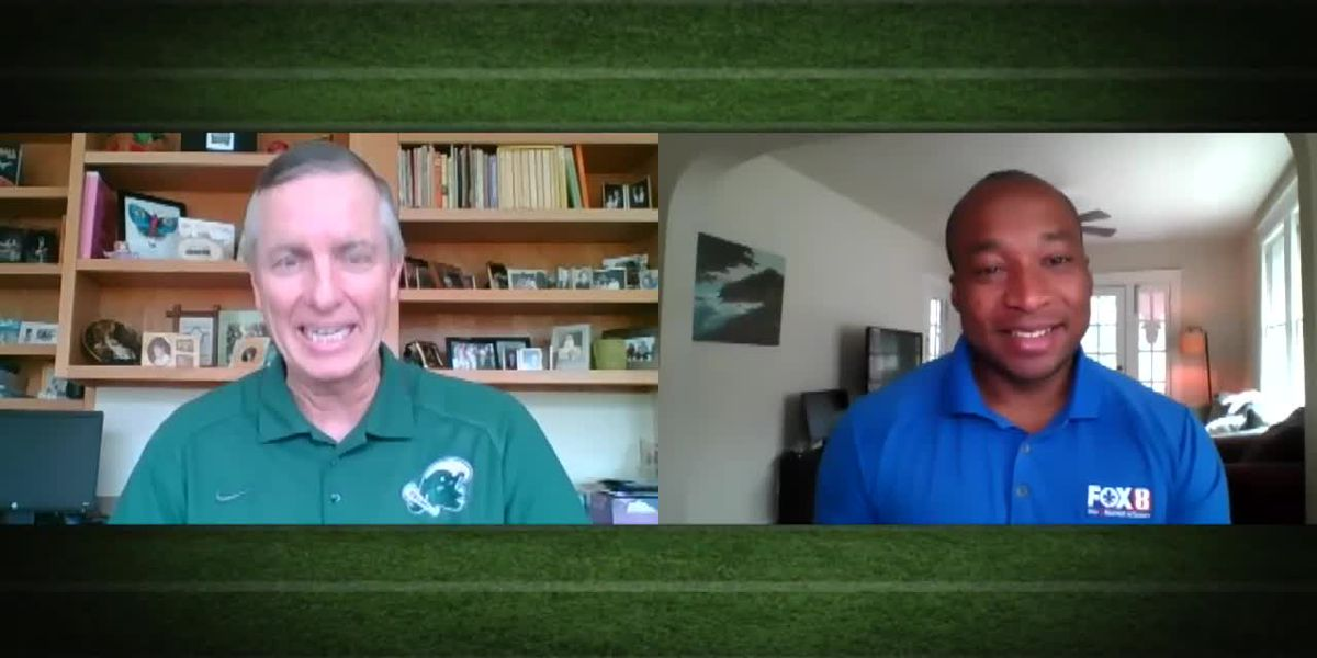 Tulane Football Coach Willie Fritz discusses 'new normal'
