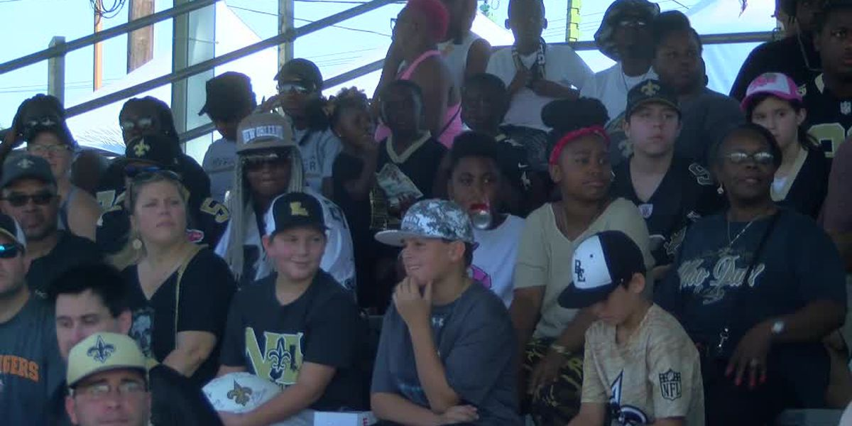 FFF: Saints got it right with fan experience at training camp