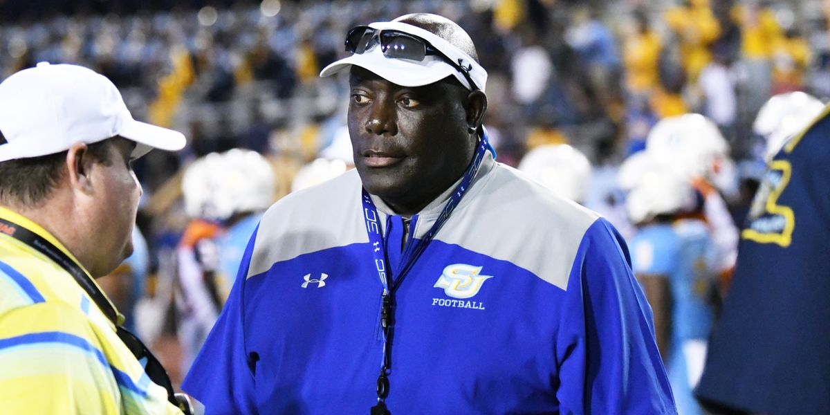 Coach Odums previews SWAC Championship game