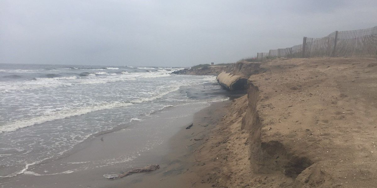 Grand Isle devises plan to repair levee