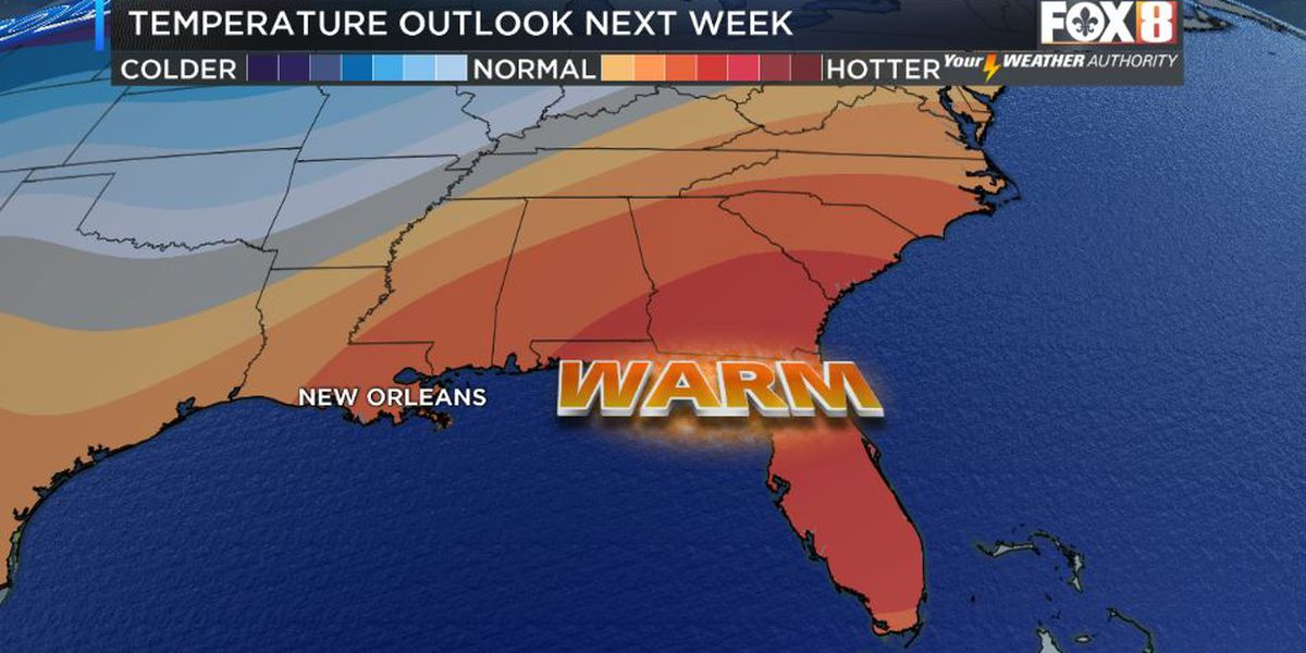 Spring-like weather to continue