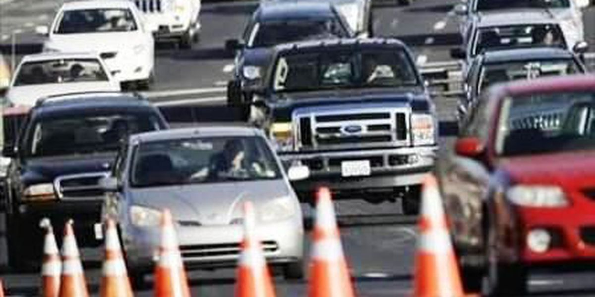 I-610 eastbound to close this weekend in New Orleans