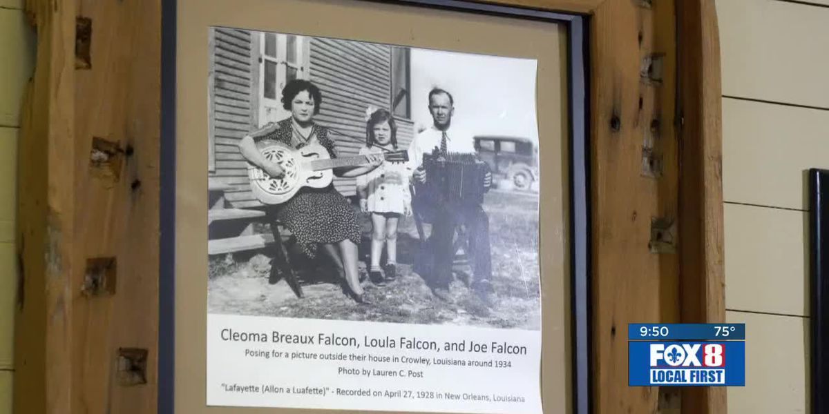 Heart of Louisiana: Cajun French Music Hall of Fame