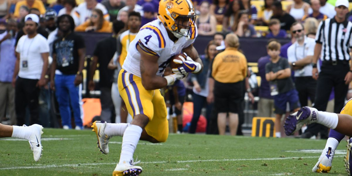 LSU jumps 14 spots in AP Top 25