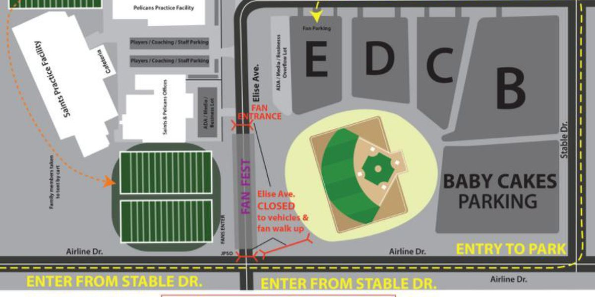 Local First Traffic: Important message for those headed to Saints Fan Fest