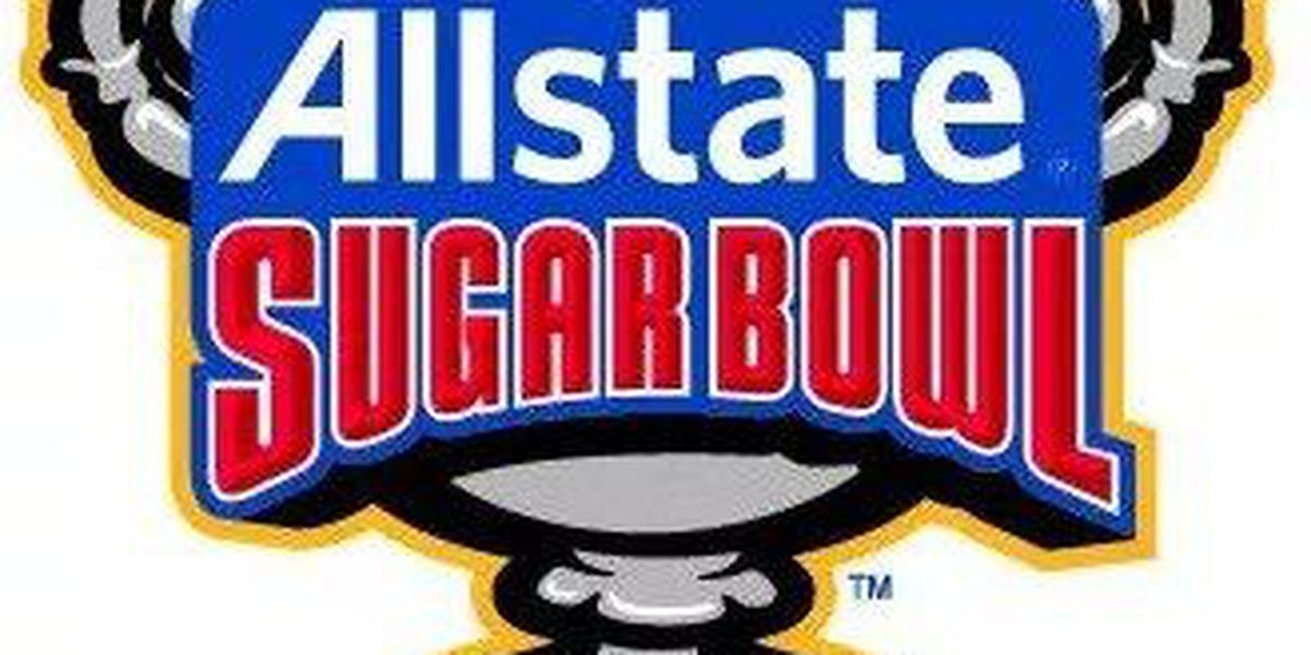Two previous national champions to compete in 2018 Allstate Sugar Bowl
