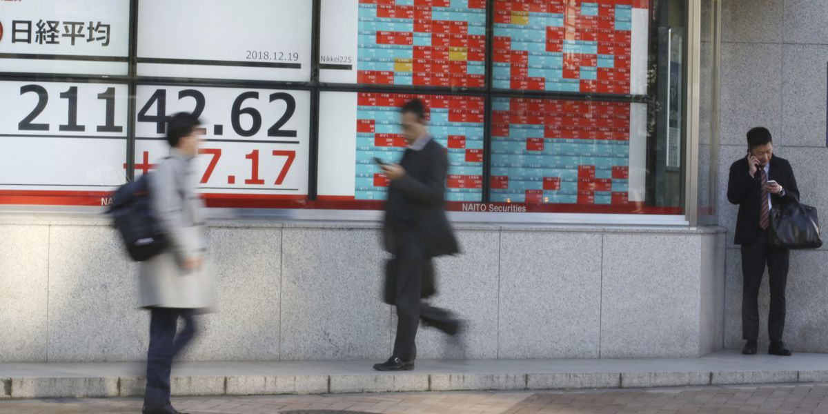 World markets in ascendant ahead of Fed's rate decision