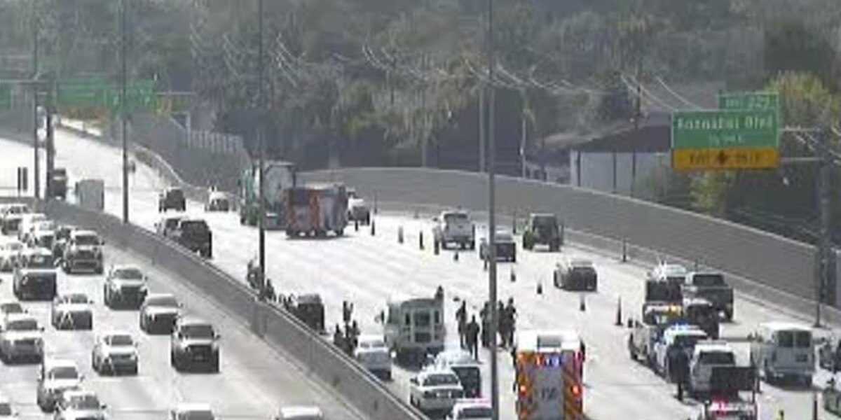 State Police release details on I-10 crash that killed motorcyclist