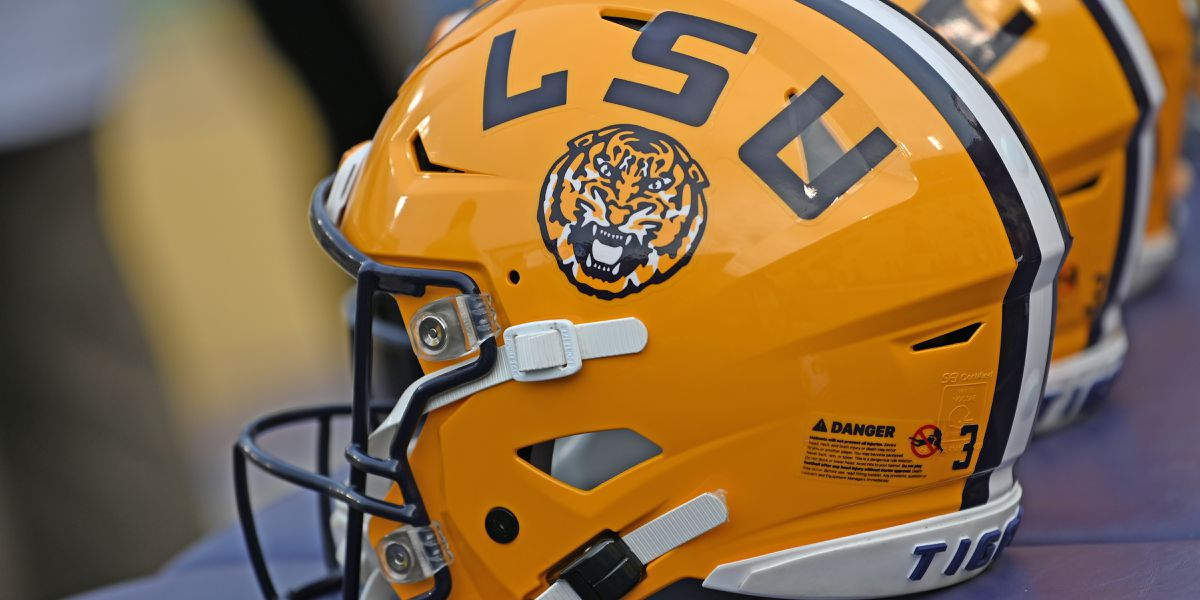 LSU quarterback Peter Parrish suspended from team