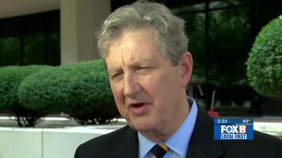 LA senators eager to hear from Judge Kavanaugh's accuser