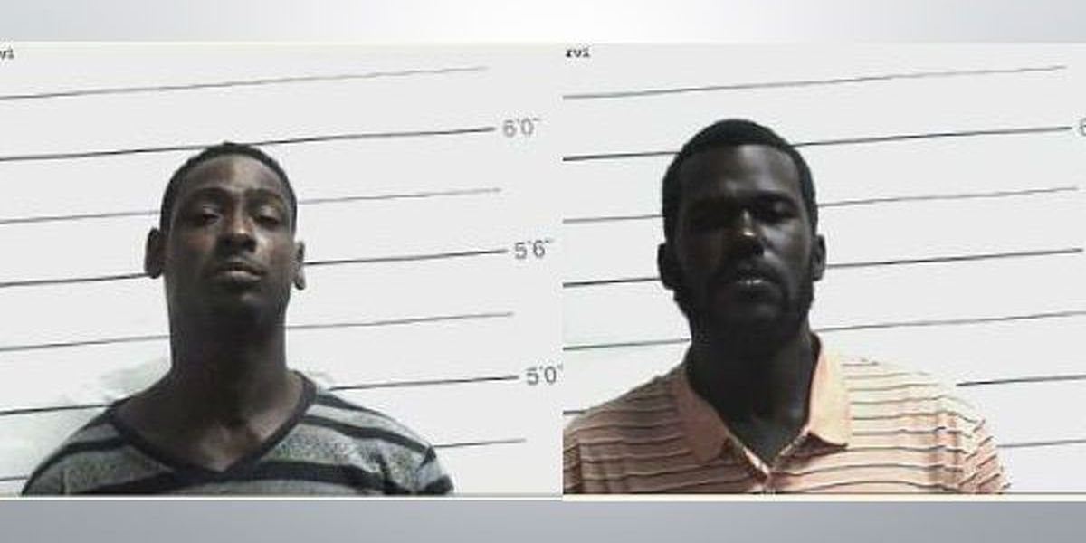 Two men arrested after robbing man of $900 in Central City