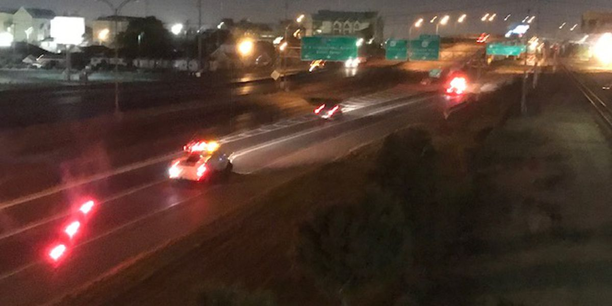 Woman injured in shooting on I-10 near Carrollton Ave.