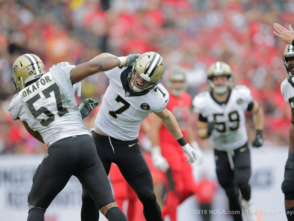 Saints free agent focus: DE Alex Okafor