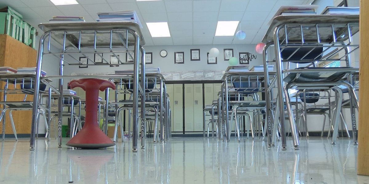 NOLA schools reopen for in person learning after COVID health trends improve