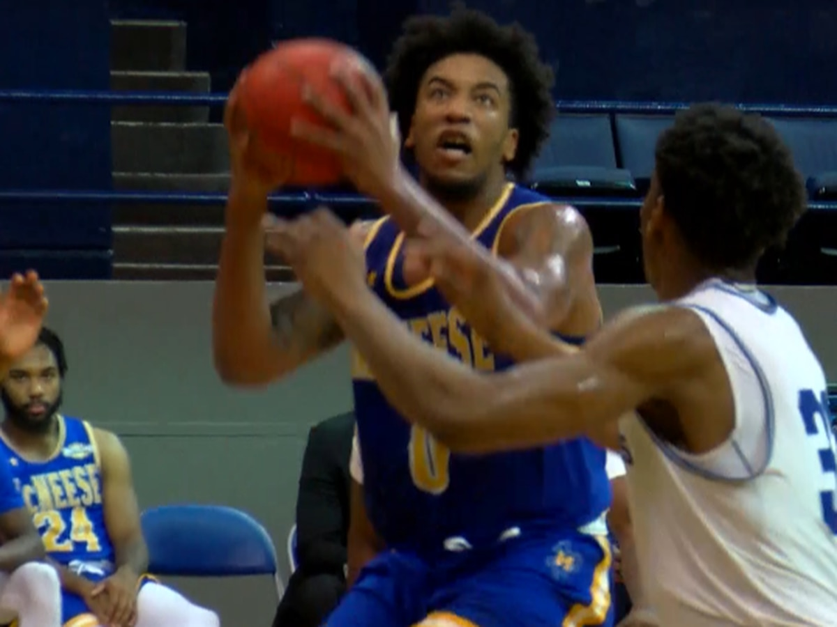 McNeese outmuscled in 79-66 loss to UNO