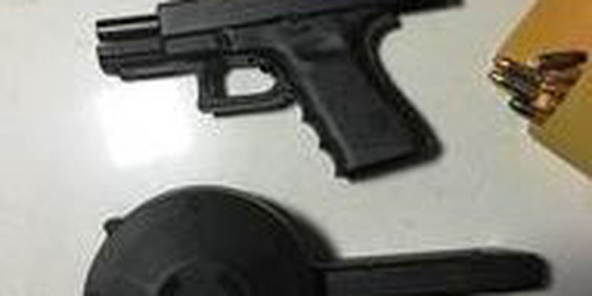 NOPD: Traffic stop leads officers to powerful firearm