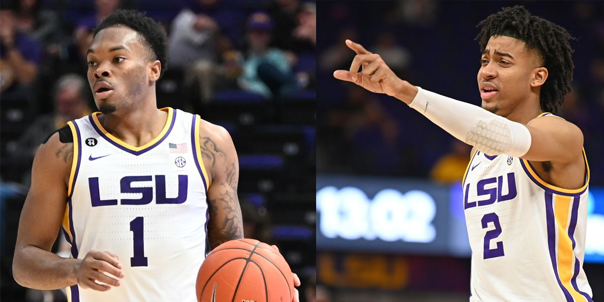 LSU's Smart, Watford named to preseason 2021 First-Team All-SEC