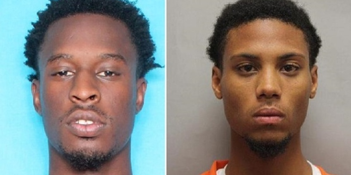 Two men wanted for questioning in Algiers homicide