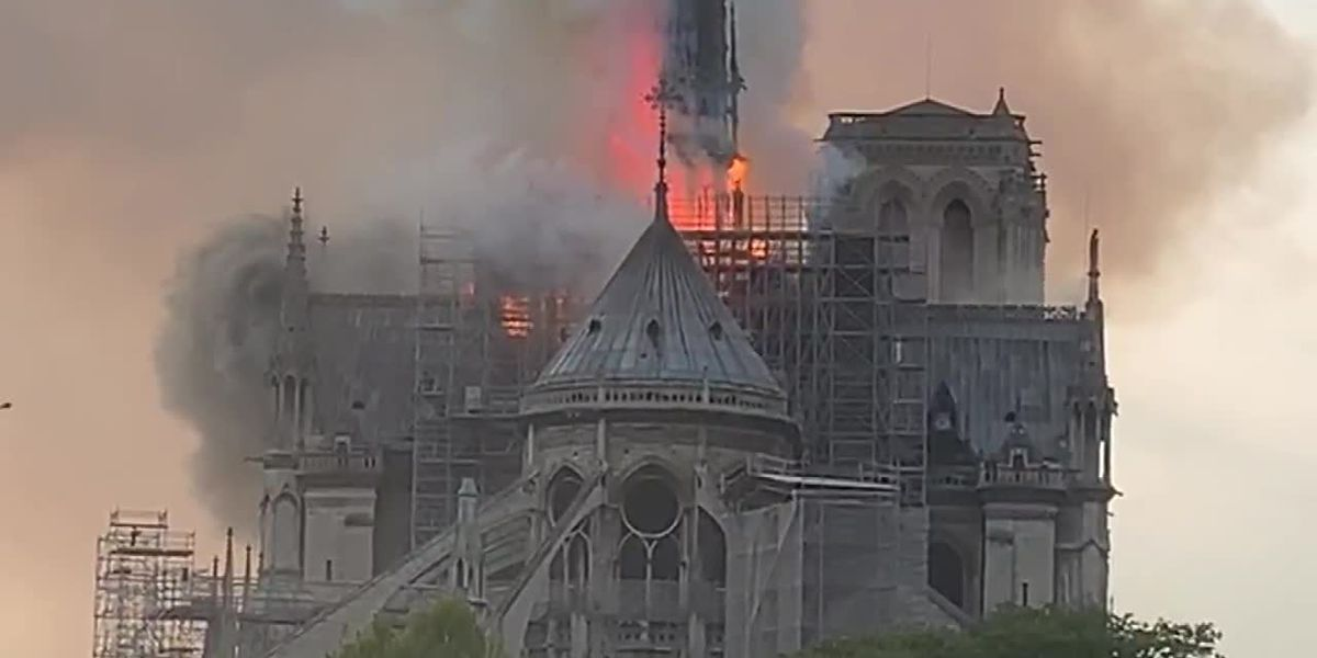 Fate of charred Notre Dame Cathedral remains unclear
