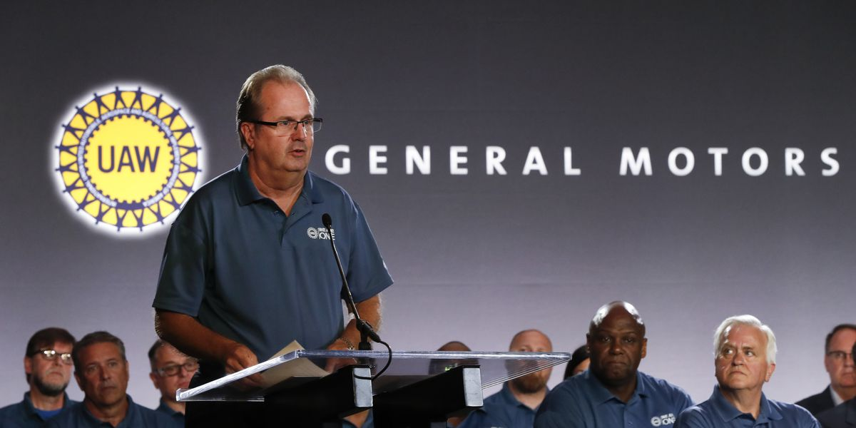 Union votes to strike at General Motors' US plants