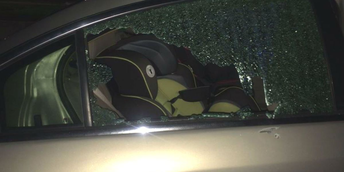 NOPD reclassifies incident after gunman opens fire on car with children inside