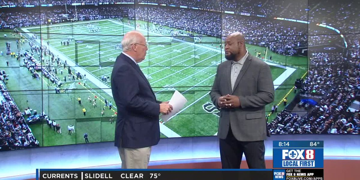 Black and Gold Rewind with Deuce McAllister
