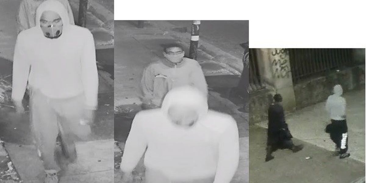 NOPD: Police seeking help identifying armed robbery suspects