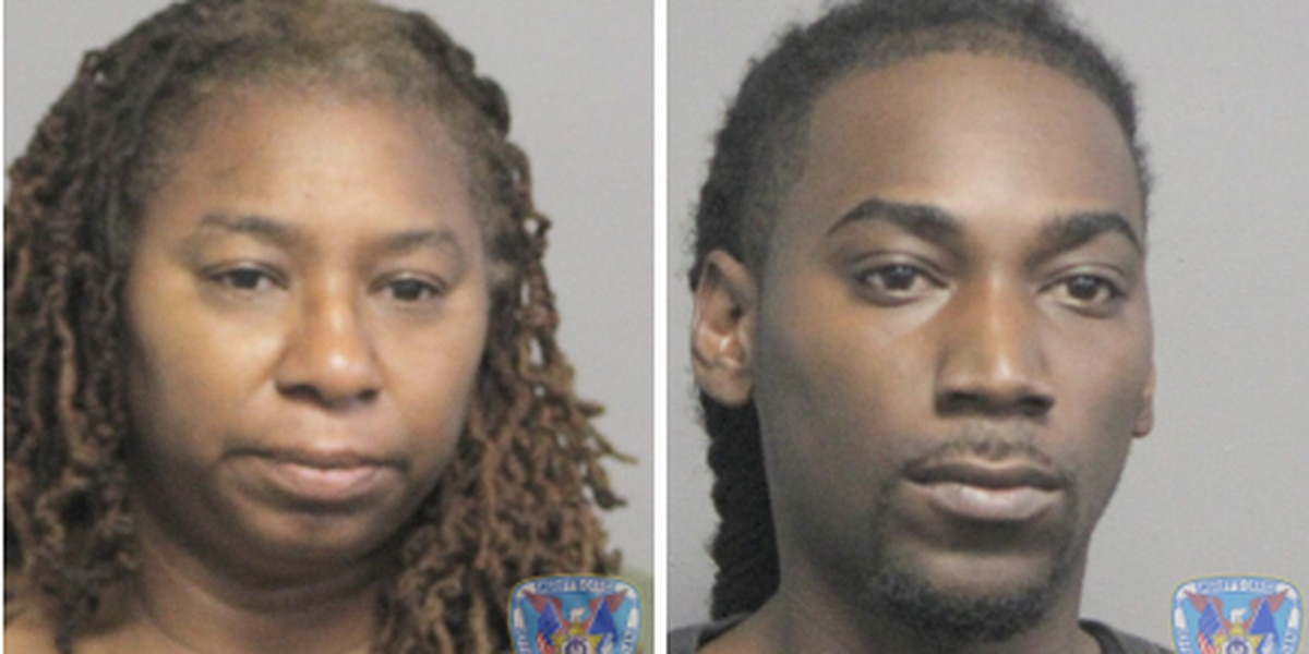 Caretaker and mother booked in killing of Terrytown man