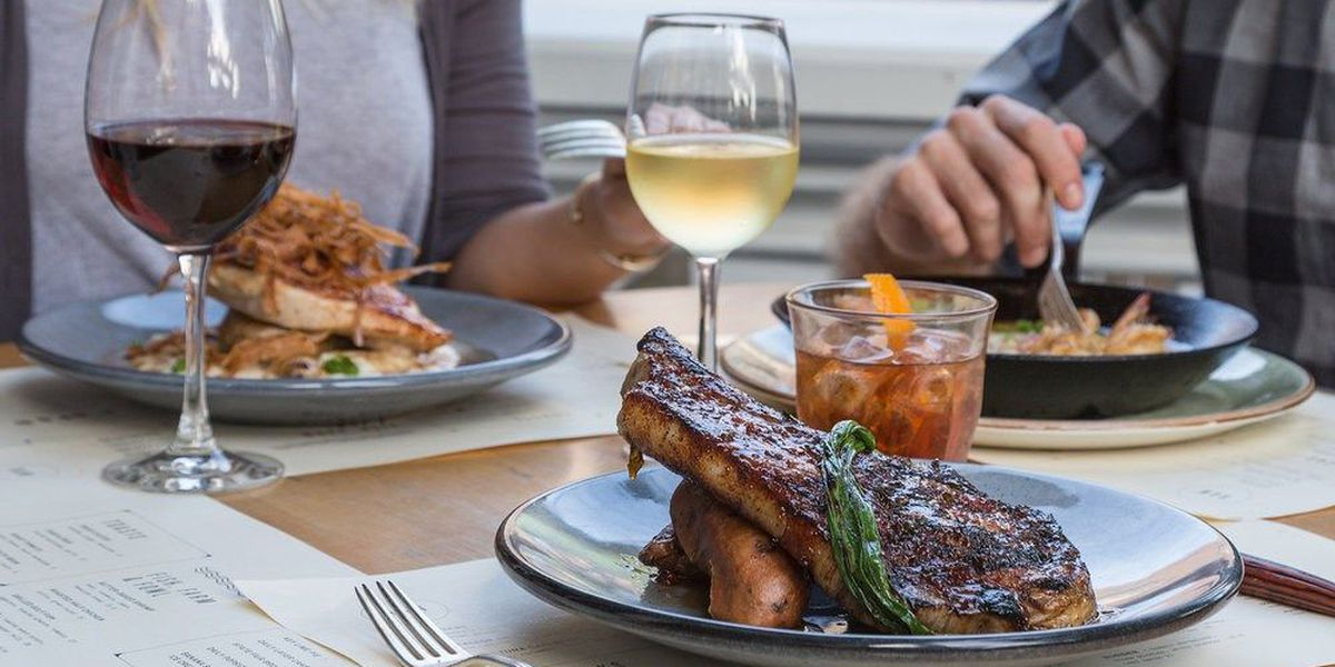 NOLA Weekend: Great Spots for Outdoor Dining in New Orleans