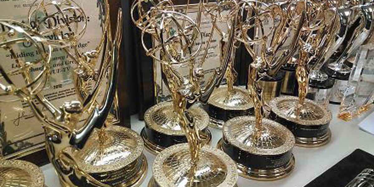 WVUE honored with three Suncoast Emmy Awards