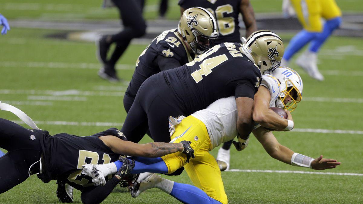 Saints defense closing games well, but still need improvement
