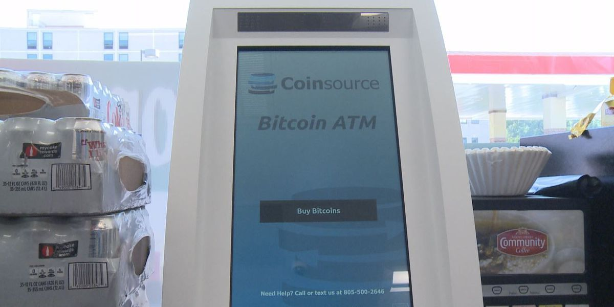 First Bitcoin ATM installed in New Orleans