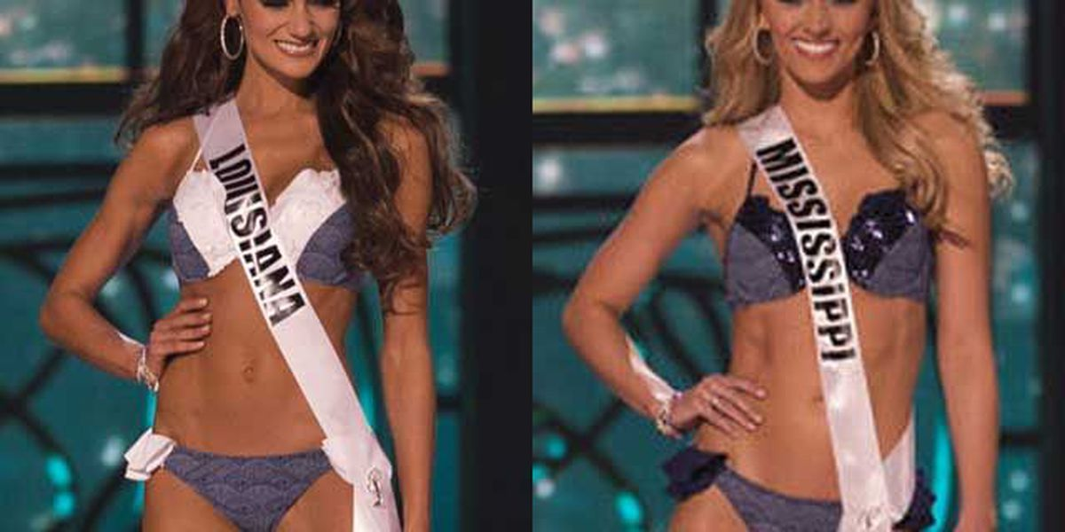 Photos: Miss USA swimsuit competition