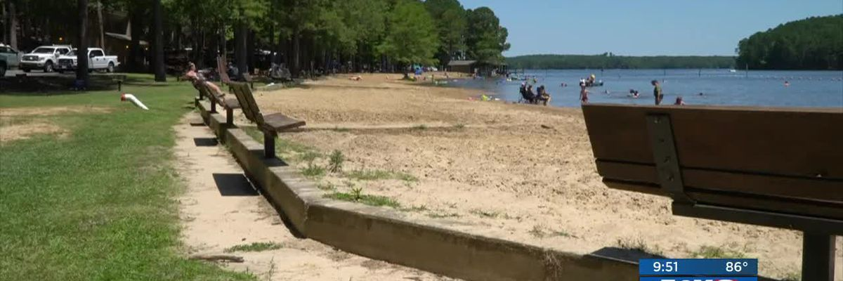 Heart of Louisiana: State Park camping