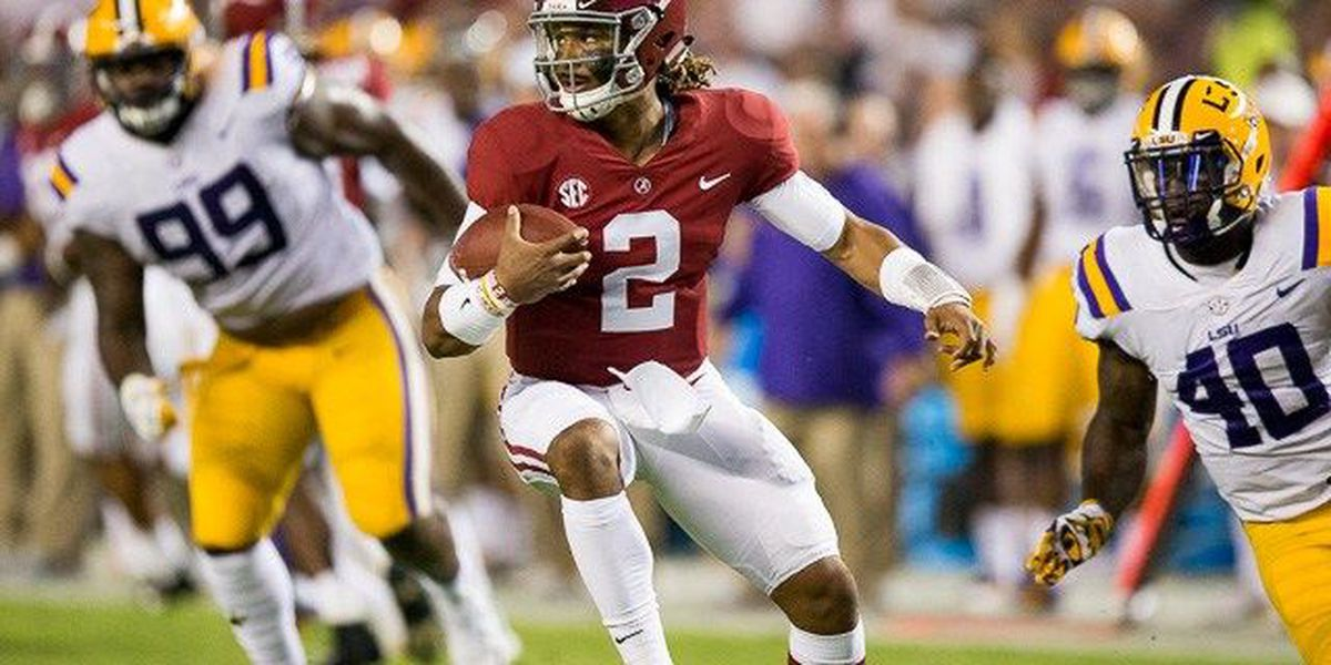 Gillen AP Poll: Alabama holds at No. 1, LSU still in rankings