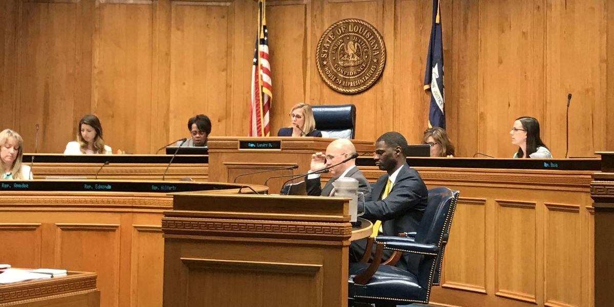 House Education Committee bills address social media, nutrition, opioid antidote