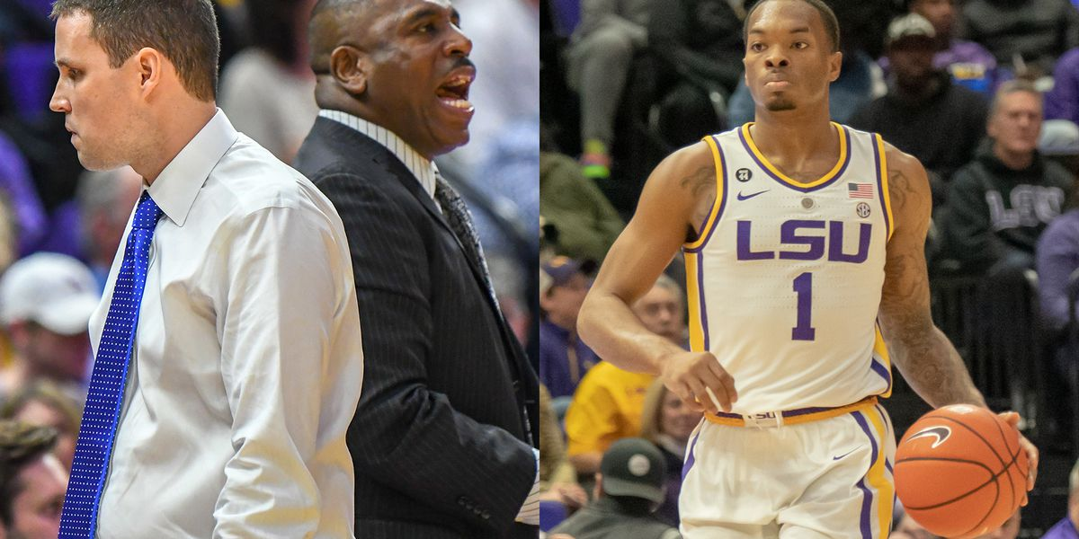 LSU awaits word on Ja'Vonte Smart, Will Wade; Naz Reid cleared to play