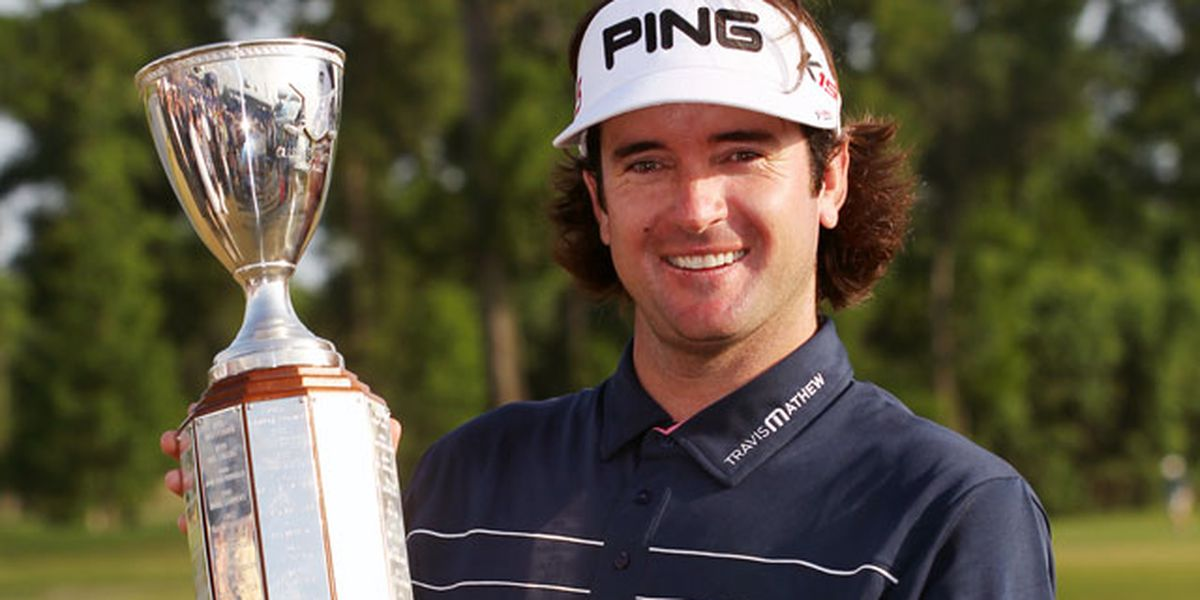 Two-time Masters winner Bubba Watson will return to Zurich Classic