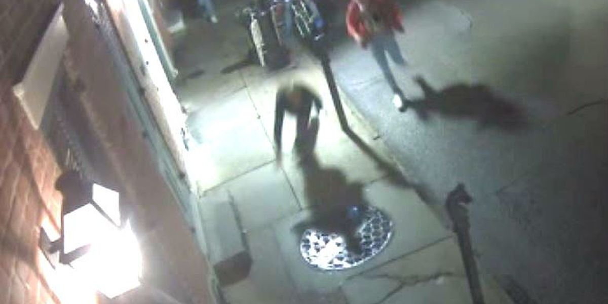 VIDEO: Surveillance camera captures French Quarter attack by group on bikes