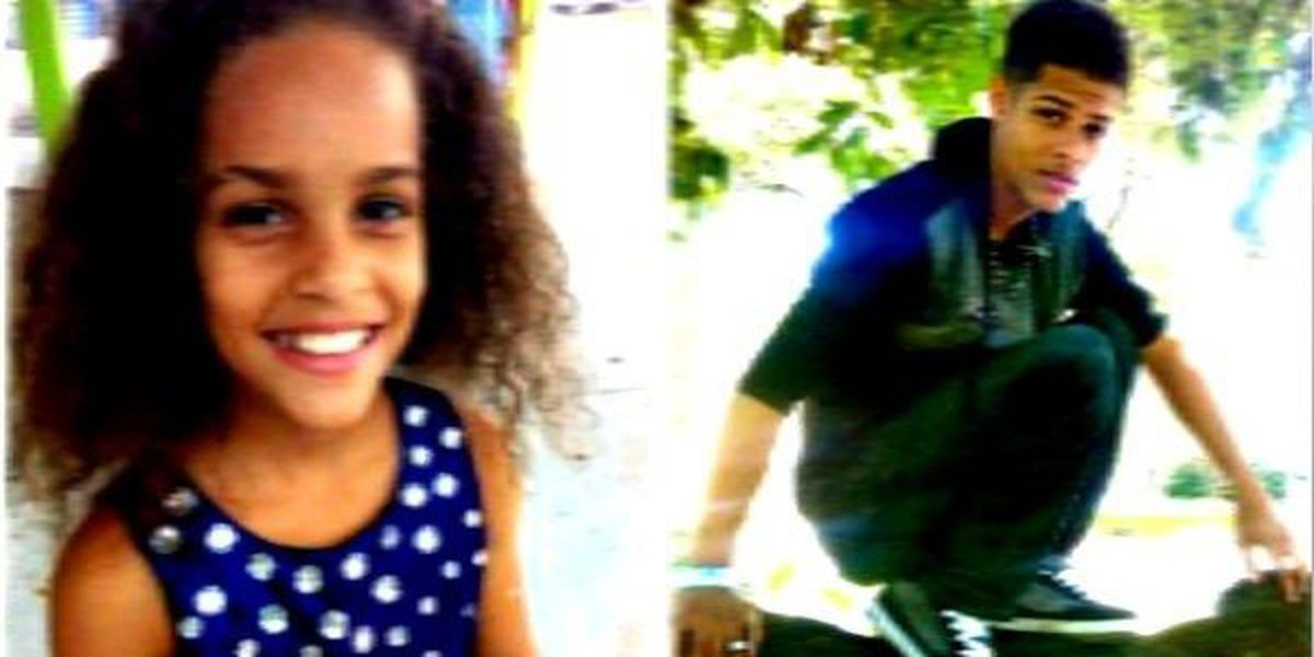 NOPD searching for 2 siblings reported missing