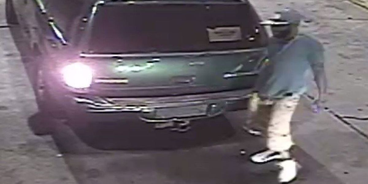 NOPD: Armed robber used victim's credit card to buy gas