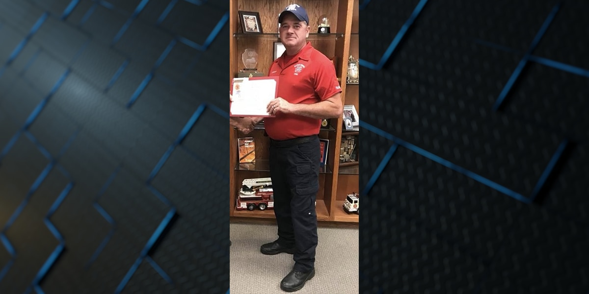 First responders, loved ones say final goodbye to BRFD captain killed in drowning