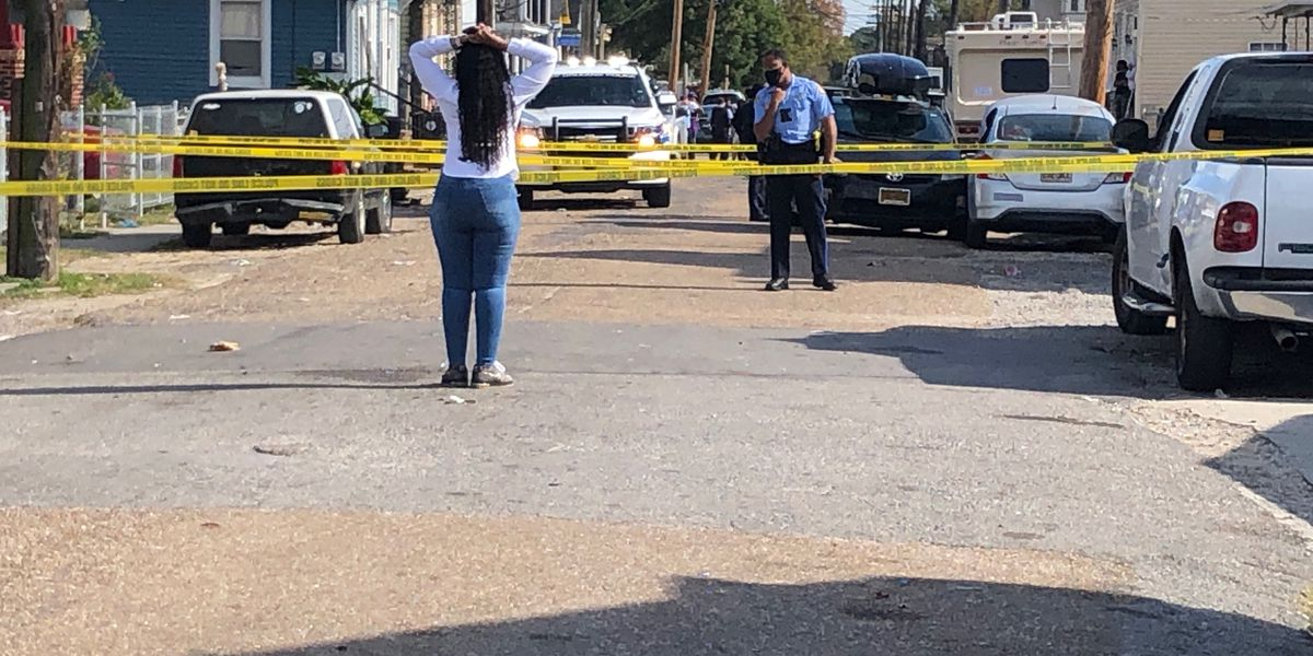 New Orleans Police: 2 killed, 2 injured in Hollygrove quadruple shooting
