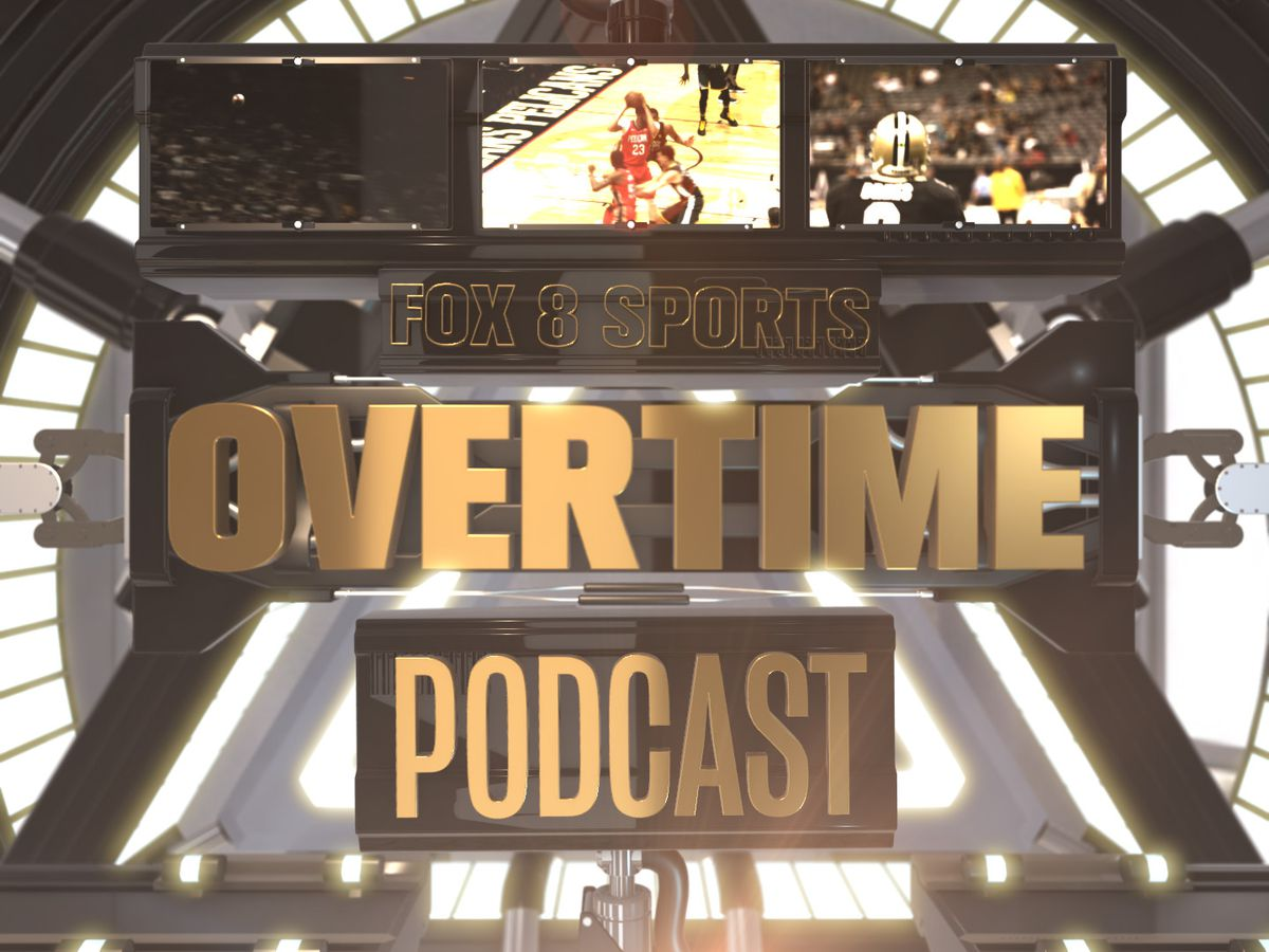 Overtime Podcast #116 - Saints lose shootout, LSU is CFP #1 seed, Fritz is staying at Tulane