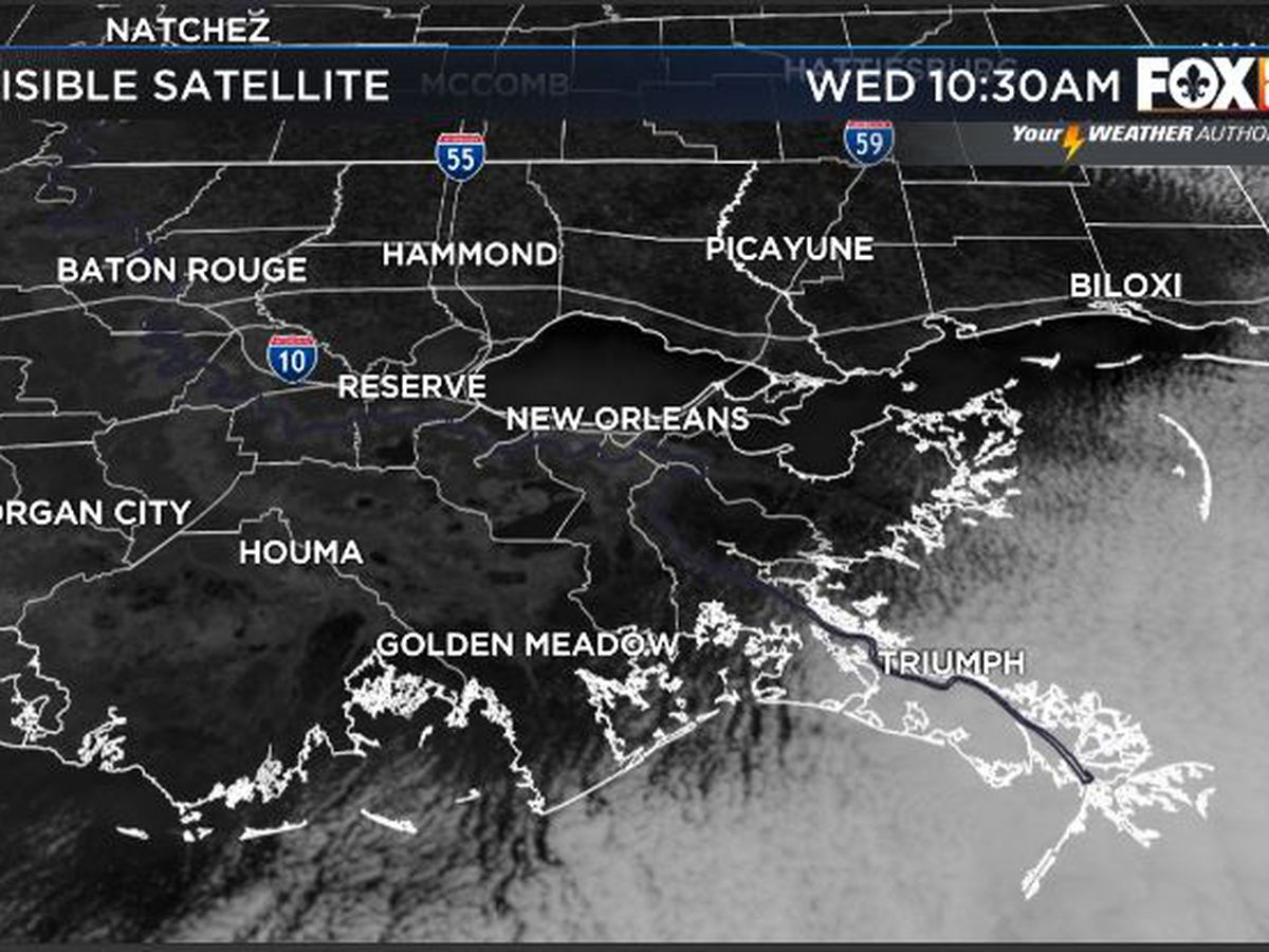 Bruce: Sunny Skies Are Back