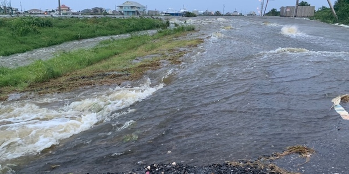 Plaquemines Parish evacuations will lift at 8 p.m.