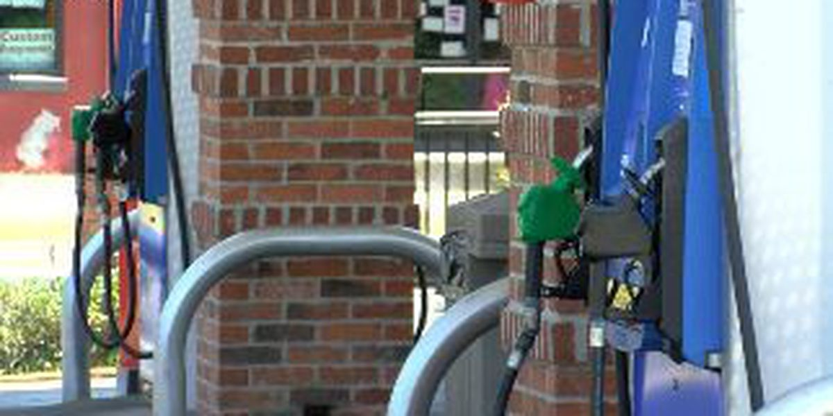 Memorial Day travelers face high gas prices