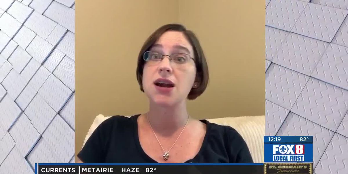 Dealing with mental health during COVID-19 crisis - Dr. Michelle Moore
