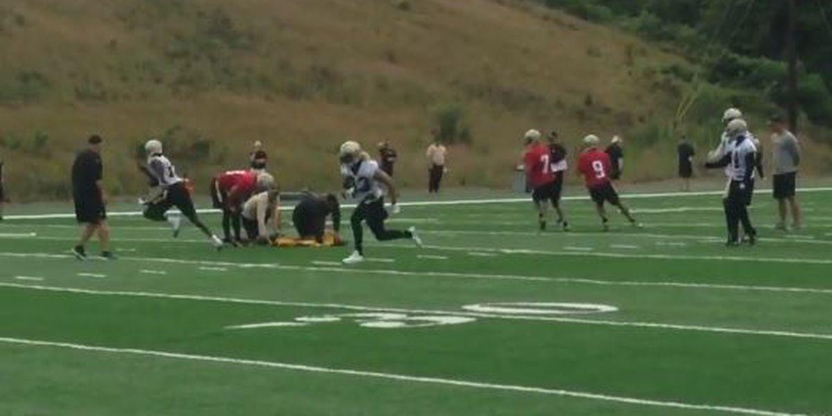 Saints Camp Video: Footwork 101, Drew Brees looks sharp