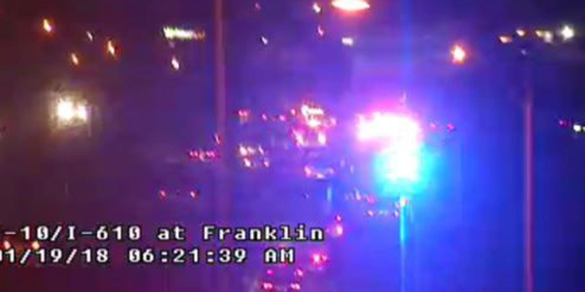 Accident near Franklin Avenue cleared